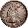 Twenty Cent (1875-1878)